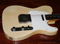 Great guitar …..just in….1960 Fender Telecaster, Slab board http://www.garysguitars.com/catalog/1960-fender-telecaster-fee0797