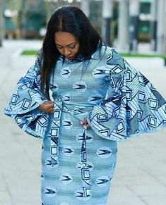 Hello beautiful ladies, Ankara gowns has made us understand the beauty of the Ankara fabrics. Ankara gowns are so beautiful and attractive. These ankara gowns are so sweet and charming. With these gowns, you would look so outstanding and unique. Women's Dresses, African Maxi Dresses, African Dresses For Women, African Attire, African Wear, African Women, African Style, Short Dresses, African Fashion Designers