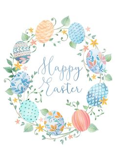 Easter wreath with easter eggs hand drawn black on white background. Decorative doodle frame from Easter eggs and floral elements. Easter eggs with ornaments in circle shape. Easter Art, Easter Crafts, Easter Bunny, Easter Eggs, Fete Pascal, Ostern Wallpaper, Egg Card, Easter Illustration, Easter Backgrounds