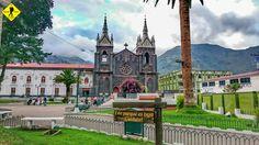 Así es Baños de Agua Santa, Tungurahua, Ecuador....!!!