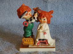 Goebel Hummel Figurine  Sheer Nonsense by SandECollectibles, $99.95