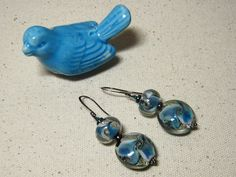 Distant Swirls by QuirkySuZdesigns on Etsy