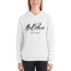 Love Yourself First Women Unisex White Hoodie — Kameleon Chic Fleece Hoodie, Pullover, Fleece Jackets, Ak 47, White Hoodie, Fleece Fabric, Hoodies, Sweatshirts, Female Models