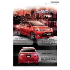Bodykit Toyota New Vios