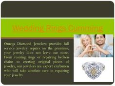 Visit this site http://omegadiamondjewelers.com/ for more information on Watch Repair Cumming. It is important for you to keep your favorite watch in good- w...