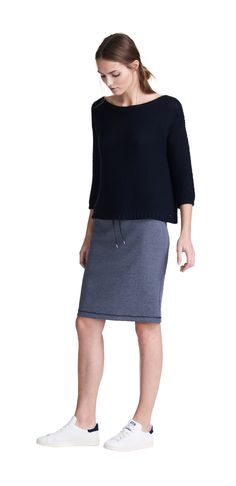 Outfit Sporty Feminine Look by OPUS fashion Strickpullover Fashion and accessories by OPUS in the online Shop – buy online now People Cutout, Cut Out People, Casual Chic, People Png, Outfit Online, Opus, Woman Standing, Fashion Outfits, Womens Fashion