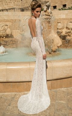 85f9d1a29d2a9 Galia Lahav Bridal Spring 2015 Collection – Part II