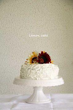 Lemon Vegan Cake