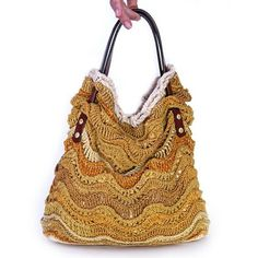 Stitch Diva Crochet Hobo Bag pattern
