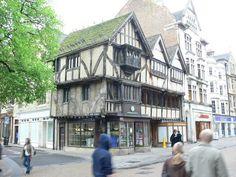 Cornmarket Street - Oxford, England