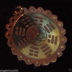PahKwa Yin Yang Amulett - Stärkster Schutz vor dem Bösen - absoluter Schutz
