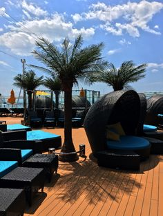 Serenity adult-only retreat on Carnival Vista