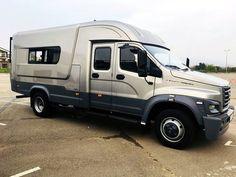 В Нижнем Новгороде сделали стильный фургон на базе ГАЗона NEXT | Все о грузовиках – Trucksplanet | Яндекс Дзен
