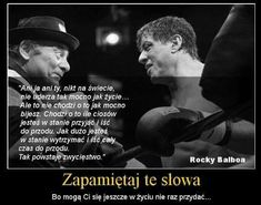 Rocky Balboa, Kickboxing, Good To Know, Poems, Good Things, Thoughts, Humor, Quotes, Life