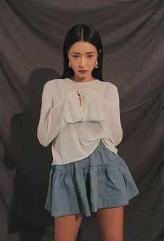 Korean Fashion Trends you can Steal – Designer Fashion Tips Kpop Outfits, Korean Outfits, Outfits For Teens, Fashion Outfits, Korean Fashion Trends, Korean Street Fashion, Asian Fashion, Cute Summer Outfits, Fall Outfits