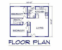 Open Floor Plan X View Floor Plan Sq Ft