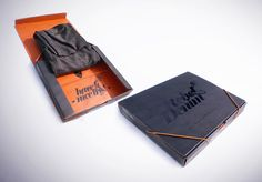 43 Creative Packaging Designs. My personal fav is the denim box. Would be cool if the material used is recycled.