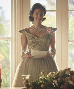 """eviestvincent: """"Vanessa Kirby as Princess Margaret in Season One of The Crown """""""