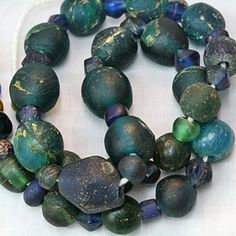 SKJ ancient bead art | item description | msgl11