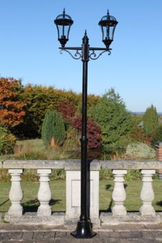 Garden Lamp Post. Love This Just Maybe Not This Tall.