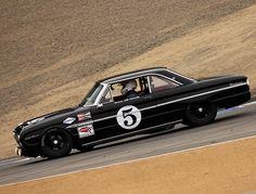 1963 Ford Falcon Sprint by autoidiodyssey on Flickr.