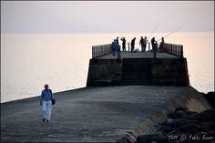[2011 - Foz - Porto / Oporto - Portugal] #fotografia #fotografias #photography #foto #fotos #photo #photos #local #locais #locals #cidade #cidades #ciudad #ciudades #city #cities #europa #europe #pessoa #pessoas #persona #personas #people #street #streetview #pescador #fisherman #mar #sea @Visit Portugal @ePortugal