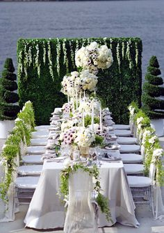 Tablescape ● Old World Garden