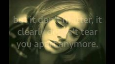 Hello with Lyrics Video, Adele 25