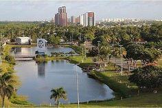 O parque Sementeira é uma importante opção de lazer para o povo de Aracaju (SE)…