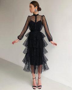 Gala Dresses, Event Dresses, Lovely Dresses, Simple Dresses, Fashion Sewing, Mode Inspiration, Look Fashion, Dress To Impress, Designer Dresses