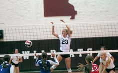 Expectations are always high for the Logan-Rogersville volleyball team. But that's what winning four district championships out of the past five seasons in dominating fashion will do for your. Volleyball Articles, Volleyball Team, The Past, Youth, Wrestling, Sports, Lucha Libre, Hs Sports, Excercise