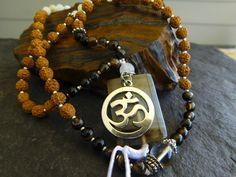 Chakra Balancing OM Mala  http://www.malaforvets.org/shop/chakra-balancing-buddha-mala-gd42j