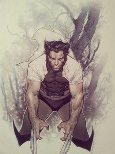 Logan by Olivier Coipel