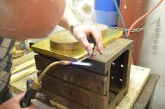 soldering Soldering, Suitcase, How To Make, Welding, Brazing, Suitcases, Soldering Iron, Briefcase, Metal Welding