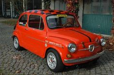 For Sale Abarth 850 TC Recreation-1973 - Classic Cars For Sale