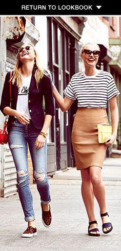 Summer Essentials 2014 Lookbook   SHOPBOP