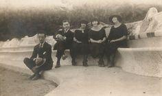 Parc Güell, 1920. BCN.