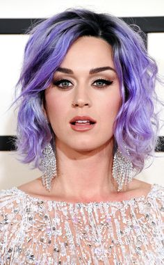 Katy Perry from E! Style Collective's Flawless Faces Hall of Fame: 2015 Grammys Edition | E! Online