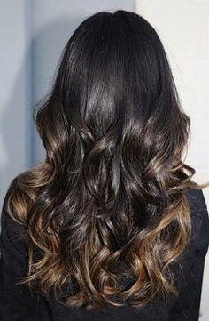 Balayage Black Hair Beauty Pinterest Balayage Balayage Balayage ...