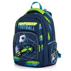 North Face Backpack, Minis, The North Face, Blues, Football, Backpacks, Style, Soccer, American Football