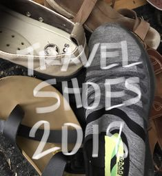Travel Shoes, Reader Favorites — Adventures with Sarah Travel Wear, Travel Shoes, Travel Tours, Travel Packing, Slip And Fall, Travel Light, Travel With Kids, Your Shoes, Travel Inspiration