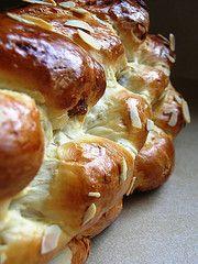 Czech Christmas Bread - Vanocka
