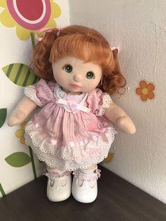 My Child Doll Red RP Green My Child Doll, Vintage Dolls, My Children, Ebay, My Love, Handmade, Gifts, Accessories, Baby Dolls