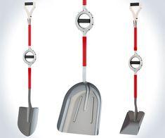 Bosse Ergonomic Shovels