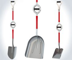 Bosse Ergonomic Shovels