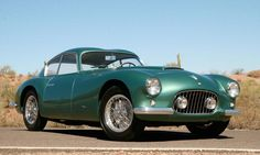 Million Dollar Fiat: 1953 Zagato Fiat 8V Elaborata