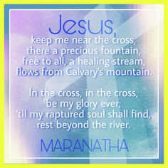 CHRIST JESUS MY ARK OF SAFETY, HOLD ME CLOSE UNDER YOUR WING THOUGH THE STORM RAGES AROUND ME I KNOW THAT MY SOUL IS SAFE IN YOUR HAND! NEAR THE CROSS I WAIT UNTIL THE DAY WHEN THE TRUMPET SOUNDS TO CALL ME HOME!! #MARANATHA  Philippians 3:7-14 (KJV) But what things were gain to me, those I counted loss for Christ. Yea doubtless, and I count all things but loss for the excellency of the knowledge of Christ Jesus my Lord:
