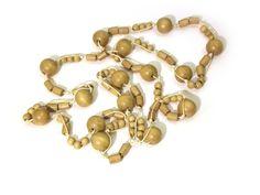 Long Necklaces – ETNO BOHO LONG NECKLACE – a unique product by betulek on DaWanda
