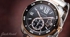 CARTIER Calibre de Cartier Diver / Ref.W7100054