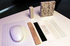 Acoustic Version Of QR Codes | The unusual concept design of acoustic barcodes has been developed by researchers from The Carnegie Mellon University. The bars are etched into a physical material such as wood, glass, stone, plastic and can be in form of a sticker, or 3D printed. Once you scratch a fingernail, a pen, a phone or any hard-edged object across the barcode a unique sound will be produced; a software app will then process these waveforms to create and identify the binary ID...